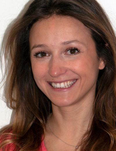 Dr. Lina Cailler - Dentist at the Champel Dental Centre