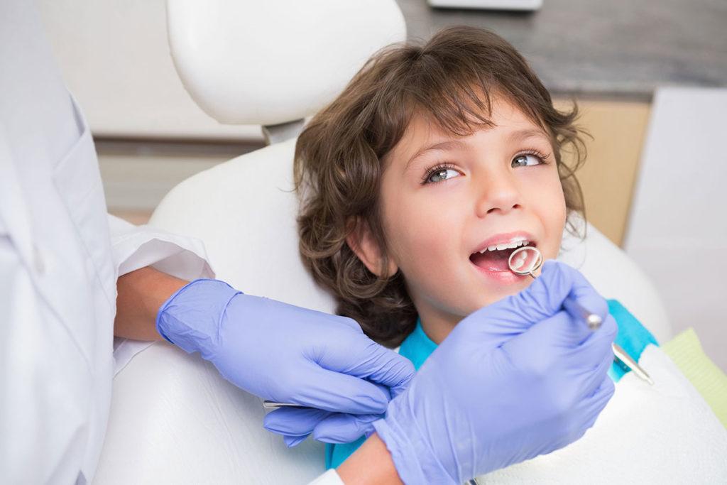 Centre dentaire Lancy - Anesthésie enfants