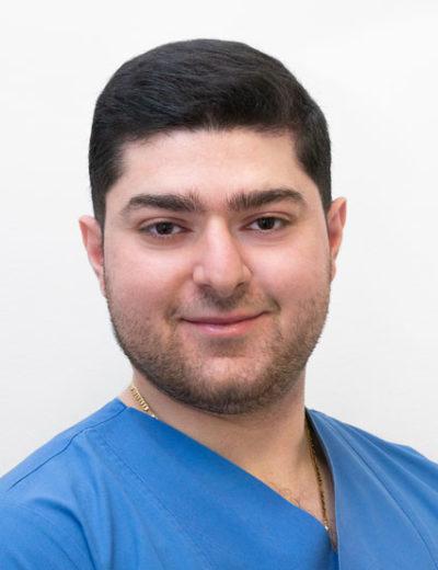 ASHOT GHUKASYAN Dental Doctor